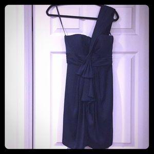 BCBG Navy Blue cocktail dress ❤️❤️